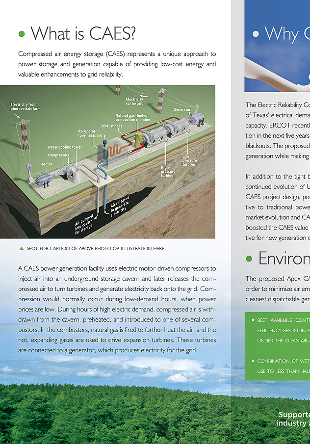 Apex CAES Brochure