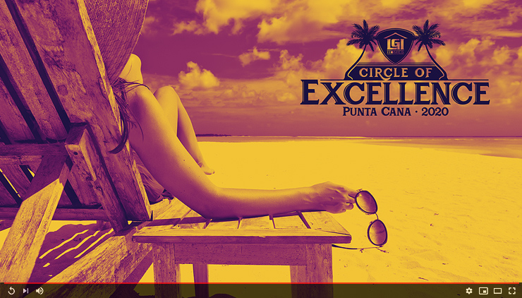 LGI Homes Circle of Excellence 2020