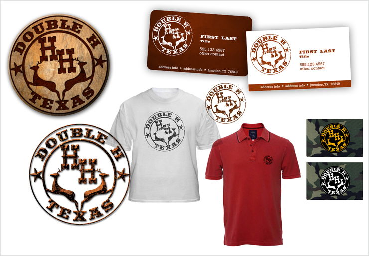 Double H Ranch Marketing Collateral