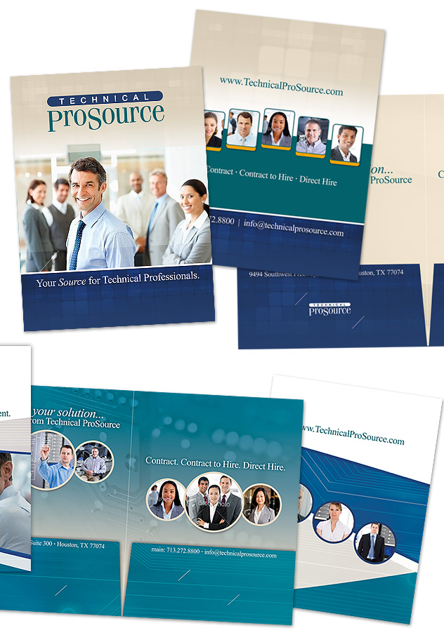 ProSource Presentation Folder