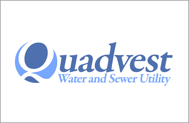 Quadvest Water & Sewer Utility Logo